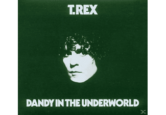 T. Rex - Dandy In The Underworld/Deluxe Edition [CD]