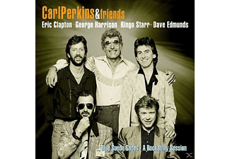Carl Perkins, Carl And Friends Perkins - Blue Suede Shoes [CD]
