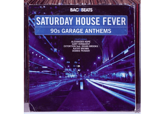 VARIOUS - Saturday House Fever-90's Garage Anthems - (CD)