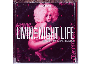 VARIOUS - Livin The Night Life - (CD)