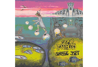 The Ozric Tentacles - Jurassic Shift ( 2 Cd ) [CD + DVD Video]