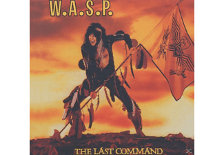 W.A.S.P. - The Last Command (Deluxe) - (CD)