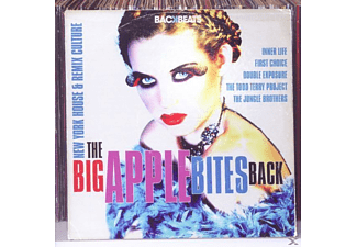 VARIOUS - Big Apple Bites Back - (CD)