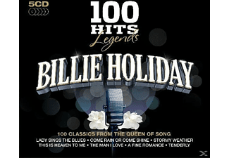 Billie Holiday - 100 Hits Legends-Billie Holiday - (CD)