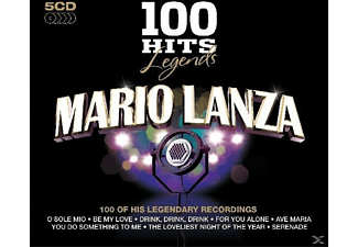 Mario Lanza - 100 Hits Legends-Mario Lanza - (CD)