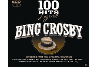 Bing Crosby - 100 Hits Legends - (CD)