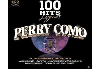 Glenn Miller - 100 Hits Legends Perry Como - (CD)