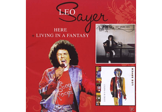 Leo Sayer - Here/ Leaving In A Fantasy - (CD)