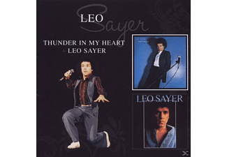 Leo Sayer - Thunder In My Heart/Leo Sayer [CD]