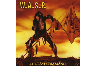 W.A.S.P. - The Last Command - (Vinyl)