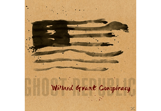 Willard Grant Conspiracy - Ghost Republic (Vinyl+Mp3) - (Vinyl)