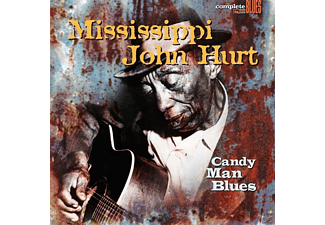 Mississippi John Hurt - Candy Man Blues (Limited Edition) - (Vinyl)