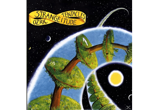 "The Ozric Tentacles - Strangeitude (+12"") [Vinyl]"