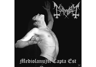 Mayhem - Mediolanum Capta Est (Limited Edition) - (Vinyl)