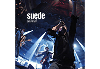 Suede - Royal Albert Hall 24 March 2010 (3x180 Gr.Black V - (Vinyl)
