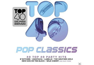 VARIOUS - Top 40-Pop Classics [CD]