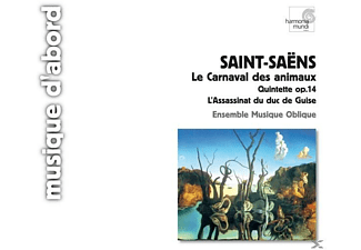 VARIOUS - Le Carnaval Des Animaux - (CD)