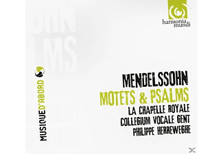 VARIOUS - Motets & Psaumes - (CD)