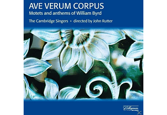 The Cambridge Singers - Ave Verum Corpus - (CD)