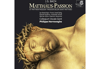 COLL.VOCALE - Matthäus-Passion - (CD)
