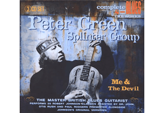 Peter Green - Me & The Devil - (CD)