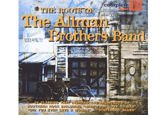 VARIOUS - The Roots Of The Allman Brothers - (CD)