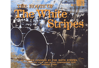 VARIOUS - Roots Of The White Stripes - (CD)
