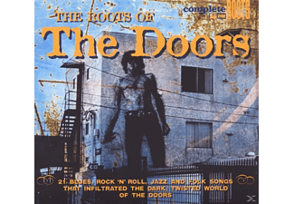 VARIOUS - The Roots Of The Doors [CD]