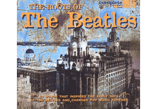 The Beatles - The Roots Of The Beatles [CD]