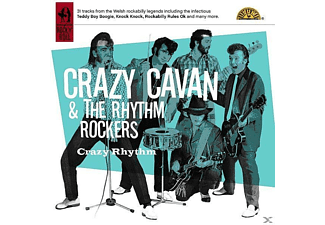 Crazy Cavan - Crazy Rhythm - (CD)
