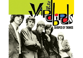 The Yardbirds - Shapes Of Things-The Best Of - (CD)
