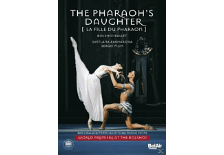 Pharaon's Daughter - La fille du Pharaon - (DVD)