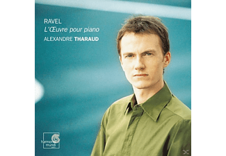 Alexandre Tharaud - L'Oeuvre Pour Piano - (CD)