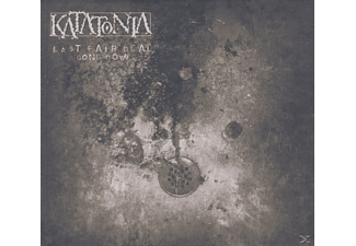 Katatonia - LAST FAIR DEAL GONE DOWN [CD]