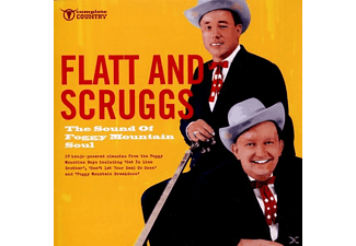 Flatt & Scruggs - Sound Of Foggy Mountain Soul - (CD)