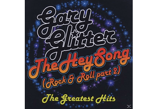 Gary Glitter - Hey Song-The Greatest Hits - (CD)