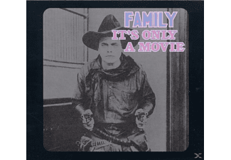 Family - It's Only A Movie - (CD)