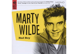 Marty Wilde - Bad Boy - (CD)