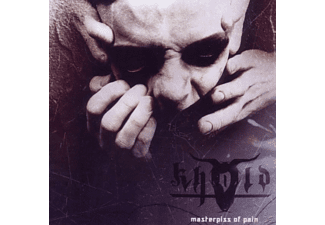 Khold - Masterpiss Of Pain - (CD)