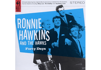 Ronnie Hawkins And The Hawks - Forty Days - (CD)