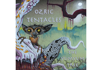 The Ozric Tentacles - The Yum Yum Tree (Reissue) - (CD)