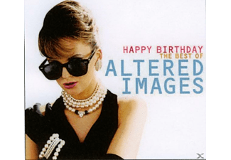Altered Images - Happy Birthday-The Best Of [CD]
