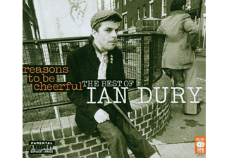 Ian Dury - Reasons To Be Cheerful - (CD)