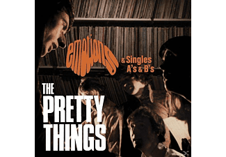 The Pretty Things - Emotions & Singles A's & B's - (CD)