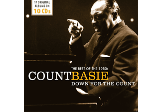Count Basie - Down For The Count-The Best Of The 1950s - (CD)