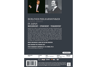 Berliner Philharmoniker - Abbado In Japan - (DVD)