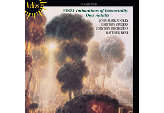 Corydon Orchestra - Dies Natalis/Intimations Of Immortality [CD]