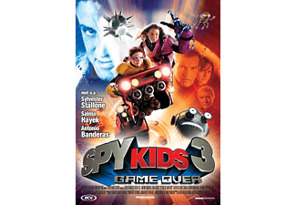 Spy Kids 3: Game Over | DVD