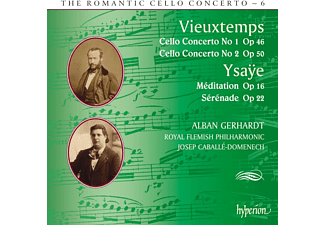 Alban Gerhardt;Royal Flemish Philharmonic - The Romantic Cello Concerto Vol.06 [CD]