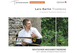 Lars Karlin - A Swedish Trombone Wilderness-Dt.Musikwettbew. - (CD)